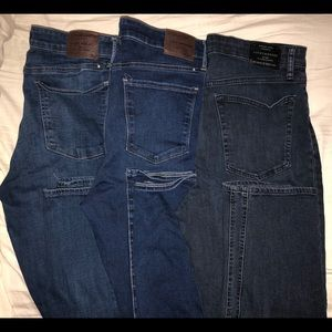LUCKY BRAND Jeans (3 Pairs)
